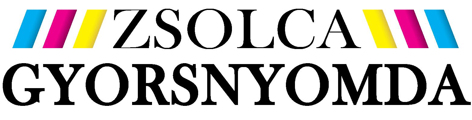 Zsolca Gyorsnyomda - Digitális nyomtatás 25cefb84ae
